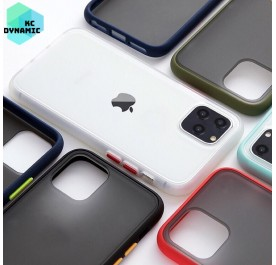 Shockproof Transparent TPU Case For Iphone 12 Mini / 12 / 12 Pro / 12 Pro Max Luxury Silicone Case