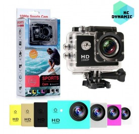 Full HD 1080p Sport Action Cam 30m Waterproof Action Camera