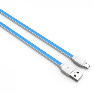 Original LDNIO XS-07 Fast USB data cable for Iphone / Micro USB