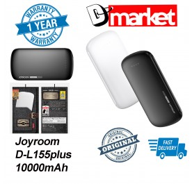 Joyroom D-L155 Plus Power Bank 10000mAh