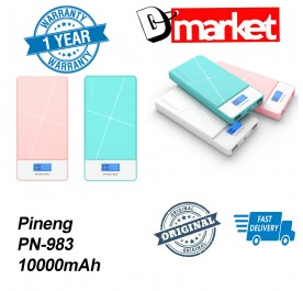 Original Pineng PN-983 power bank 10000mAh