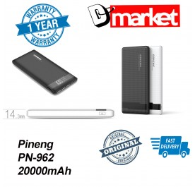 Original Pineng PN-962 power bank 20000mAh