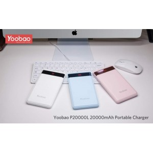 Original Yoobao P20000L power bank 20000mAh