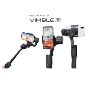 Original Feiyu Vimble 2 3-Axis stabilized handheld gimbal for smartphone