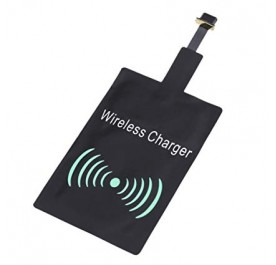 NFC QI Wireless charger receiver for Micro phone