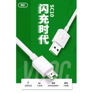 Original Mgall SC10 VOOC cable 4A for micro