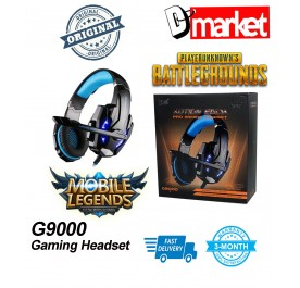 Kotion G9000 Pro Gaming Headset for Mobile phone Android IOS PC Windows