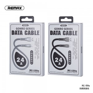 Original Remax RC-159 2.4A USB Cable for Android Iphone Type-C RC159
