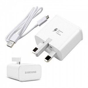 Samsung Fast Charge Charger Travel adapter with Micro Cable